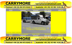 carrymore trailers cha-am & fremantle - page
